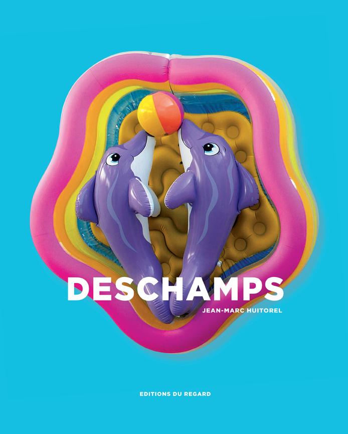 Gérard Deschamps - Editions du Regard