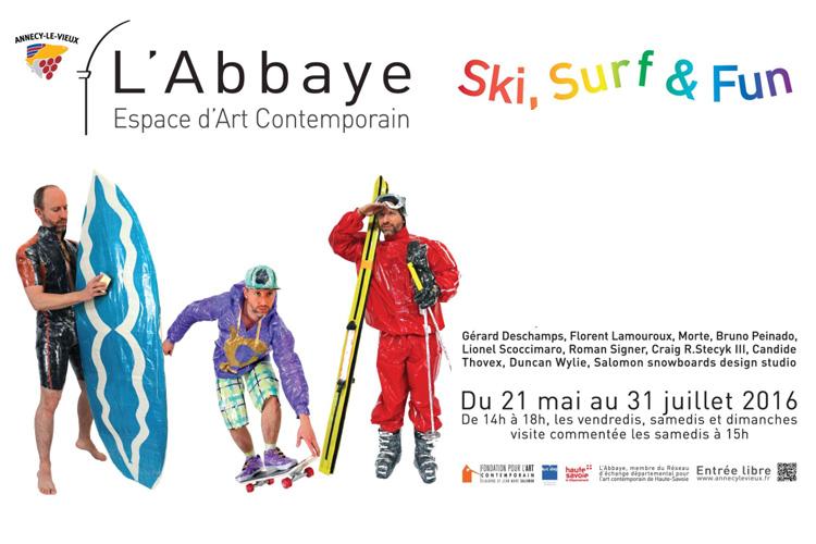 Gérard Deschamps - Ski, Surf & Sun à Annecy-le-Vieux