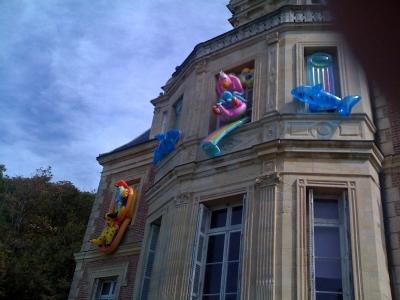 Villa Montebello, Trouville sur Mer (2009)