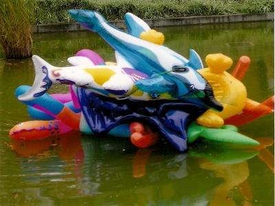 Jardin des Tuileries, FIAC 2006