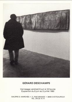 Bâches Américaines, Galerie Dominique Marchès, Châteauroux, 1980