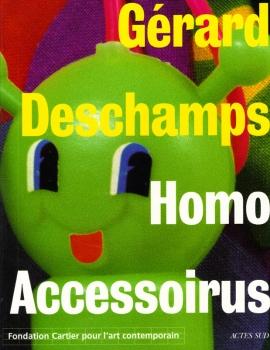 Homo Accessoirus, Fondation Cartier, Paris, 1998