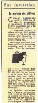Le Figaro - décembre 1962