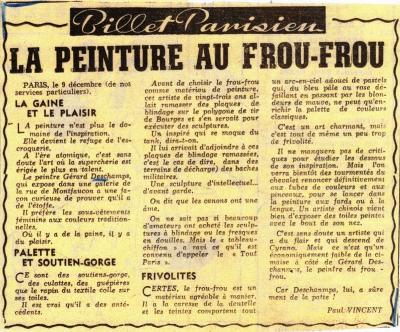 Le Petit Marocain - décembre 1962