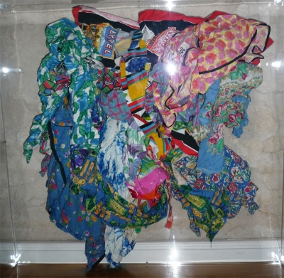 <b>Byrel</b> (1961)<br/><i>Assemblage de tissus</i>