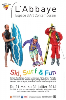 Ski, Surf and Fun - Annecy-le-Vieux
