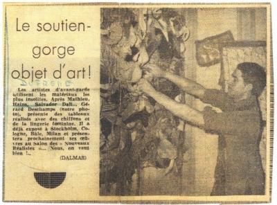 Journal du Pas de Calais - février 1962